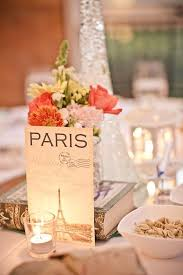 table names wedding. 30 Amazing Wedding Table Name Ideas - Parisian | CHWV Names