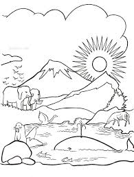 Easy and free to print garden of eden coloring pages for children. My First Bible Story Adam Eve Coloring Book Free Printable Pdf
