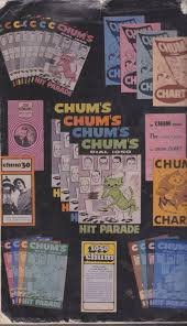 Book Ron Hall The Chum Chart Book W L Griffin
