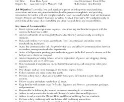 Office Manager Job Description For Resume Front Desk Manager Job Description Resume Medical Office Sample 78
