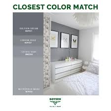 Boysen Philippines Color Chart Gray And White A Versatile Hue When Matched With White