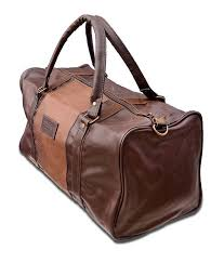 arrow brown leather travel bag arrow brown leather travel bag at low snapdeal