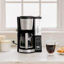 Simply follow these instructions to brew a small batch (up to 4 cups). Ninja 12 Cup Programmable Coffee Brewer