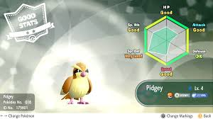 Eevee Iv Chart Pokemon Lets Go Has A Built In Iv Checker How To Unlock