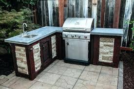 new how to build outdoor kitchen t07439 build outdoor kitchen diy