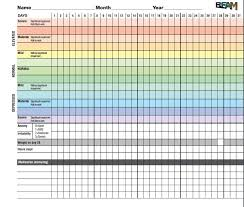 I Beam Chart Pdf 25 Veracious Beam Mood Chart