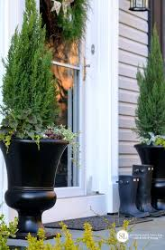 Planters For Front Porch Container Plantings Urns Bystephanielynn 4