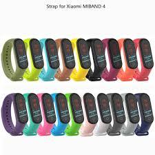 Colorful Mi <b>Band</b> 4 Accessories Pulseira Miband 4 <b>Strap</b> ...