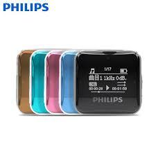 Original <b>PHILIPS</b> SA2208 Original <b>MP3</b> Player 8GB Mini <b>Sports</b> ...