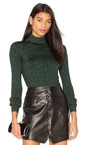 <b>high</b>-<b>quality</b> Diane von Furstenberg Tess <b>Metallic</b> Sweater in Black ...