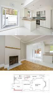 open kitchen living room floor plan. Open Plan Kitchen Living Room Flooring Floor N