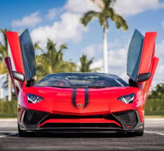 luxury car al miami prestigious