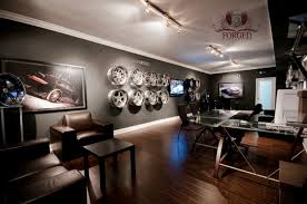 superb home office. Superb Home Office Decorating Ideas With Formal Furniture And Car Inspired Theme