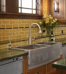 Kitchens With Farmhouse Sinks Farm Sinks For Kitchens
