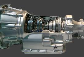 Nissan Patrol 5 Speed Automatic Transmission Conversion
