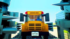 MOST DESTRUCTIVE LEGO CAR DISASSEMBLY LINE OBLITERATES CARS - Brick ...