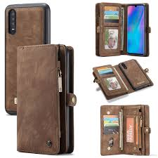 for huawei p30 pro p30 lite leather wallet case flip phone cover bag retro with credit card holder p30 customize cell phone case fashion cell phone cases