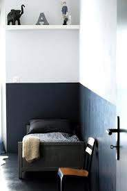 11 chic half painted rooms sugar and