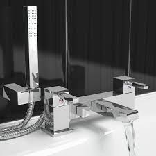 Taps Bathroom Vanities Home Decor Bath Mixer Taps With Shower Attachment Vessel Sink