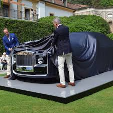 Rolls royce umbrella price in india. Rolls Royce S Latest Car Costs 12 8 Million And Took Four Years To Build Architectural Digest