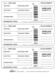 Printable Tickets Template Nurul Amal