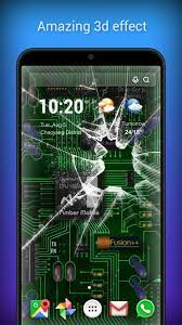 3D Parallax Live Wallpaper -HD Animated ...