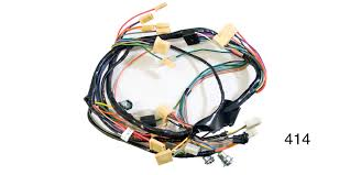 factory fit 1957 chevy underdash wiring harness 1957 chevy wiring 1957 Chevrolet Wiring #44