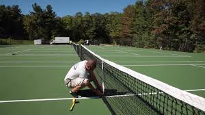 Post Tensioned Tennis Court Design Post Tensioned Concrete Tennis Court Construction