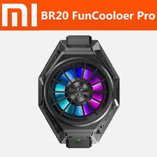 Stock BR20 Xiaomi <b>Black Shark</b> 3 Fun <b>Cooler</b> Pro liquid <b>Cooling</b> ...