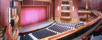 Porthouse Theatre Seating Chart Kent State Performing Arts Center Seating Chart Minimalist