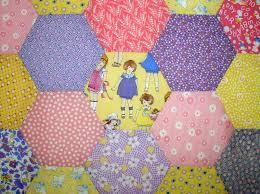 LuAnn Kessi: Hexagon Baby Quilt.......Top Done & Hexagon Baby Quilt.......Top Done Adamdwight.com