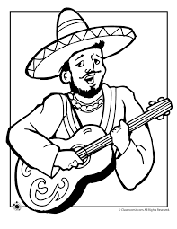 Small Picture Mexican Independence Day Coloring Pages El Grito 16 de septiembre