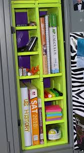 locker shelf awesome 25 diy locker decor ideas for more cooler look