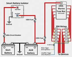 boat dual battery wiring diagram boat Dual Stereo Wiring Diagram JVC Bluetooth Car