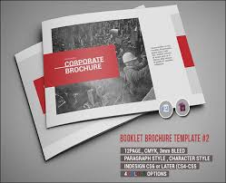 Indesign Brochure Templates Free Download Amazing Clean Trifold