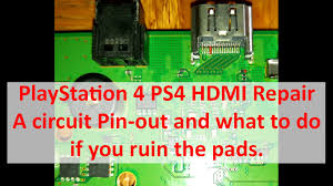 playstation 4 saa sab 001 motherboard hdmi pin out 10xx 11xx playstation 4 saa sab 001 motherboard hdmi pin out 10xx 11xx series