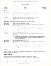 College Graduate Resume Samples Beautiful College Graduates Resume