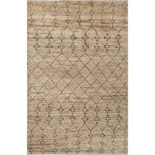 jaipur rugs luxor by nikki chu 5 x 8 naturals jute and wool rug rug127253