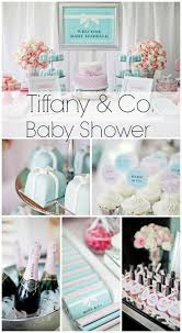 7 Best Baby Shower Decor Pink Baby U0026 Co Images On Pinterest Tiffany And Co Themed Baby Shower