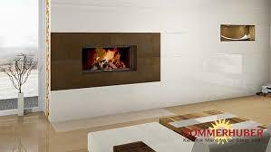 Moderner Kachelofen Wand Moderne Kachelöfen Modern Und