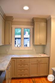 Kitchen Cabinets With Windows Image Titled Clean Soot From Kitchen Cabinets Step 2 Vinegar