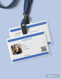 Id Cards Templates Free Downloads 34 Free Id Card Templates Download Ready Made Template Net