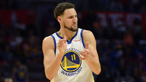 Klay Thompson gets a contract by ...
