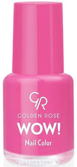<b>Golden</b> Rose Wow Nail Color - <b>Лак для ногтей</b> | Makeupstore.ru