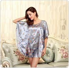 plus size silk robe women plus size silk pajamas canada best selling women plus size