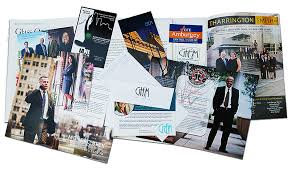Law Firm Brochure Stunning Print Assets For Lawyers Law Firms Stationery Brochures Flyers