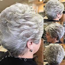 Blonde fringe hairstyle is also a natural hairstyle. Short Hairstyles For Fine Hair Over 60 The Undercut