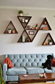 diy honeycomb shelves click pic for 26 diy living room decor on