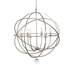 astonishing iron orb chandelier ideas photos