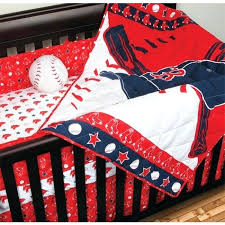 red sox bedding red 4 crib set red sox twin bedding sets